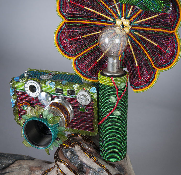 Gala Edition Cameras – beaded wonders of the world