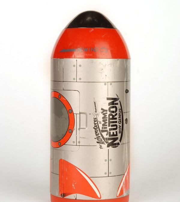 Jimmy Neutron Boy Genius Camera