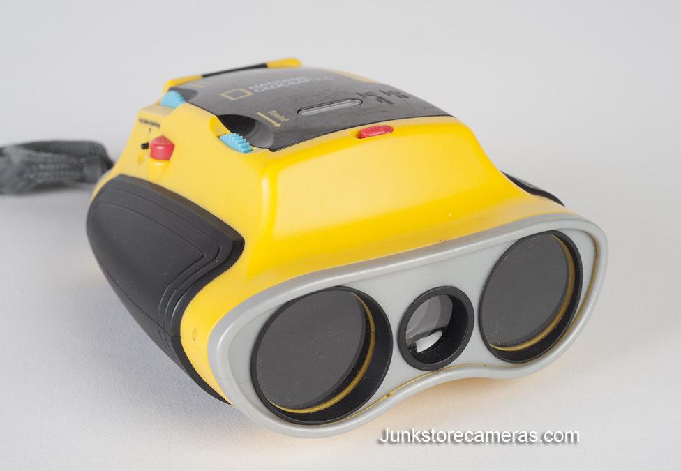 National Geographic Binocular Camera