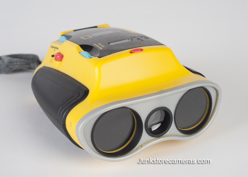 National Geographic Binocular Camera