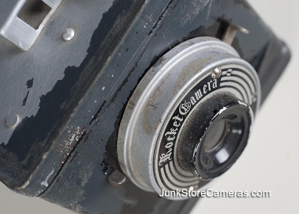 Rocket Camera : Rocket camera junk store cameras