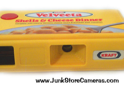 Kraft Velveeta Shells & Cheese Camera