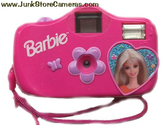 Barbie Cameras!