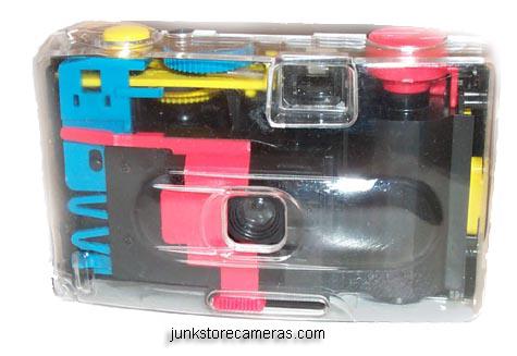 Transparent Camera
