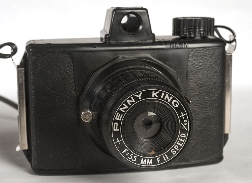Penny King Featherweight Camera