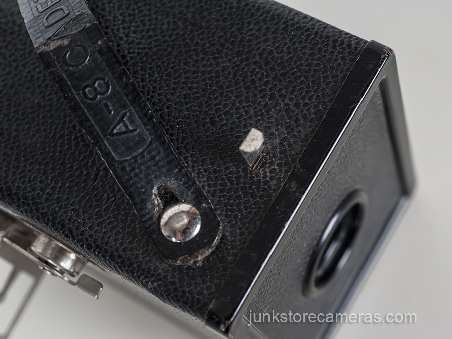 Agfa A-8 Cadet Box Camera