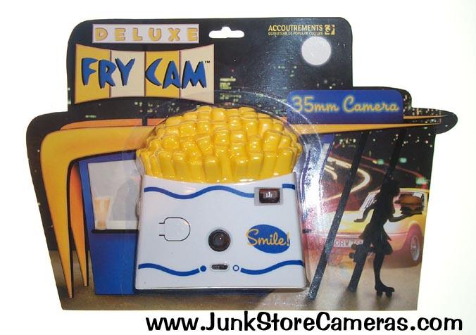Marcy's Deluxe FryCam