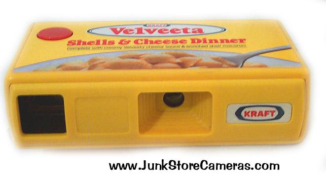 Kraft Velveeta Shells & Cheese Camera