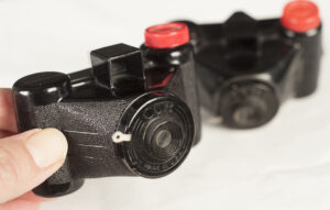 Cub plastic cameras